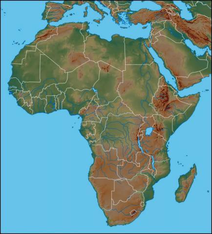 Maps   Understanding Horn of Africa